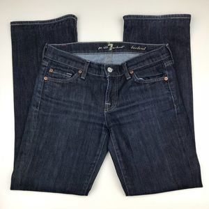 7 For All Mankind Jeans - 74AMK | Bootcut Denim Jeans sz 26- Alterations